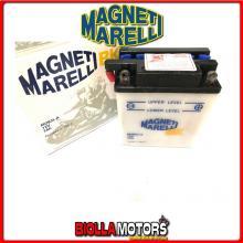 MOB3L-A BATTERIA MAGNETI MARELLI YB3L-A SENZA ACIDO YB3LA MOTO SCOOTER QUAD CROSS