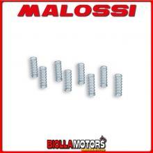 2913482 8 MOLLE FRIZIONE MALOSSI X VESPA PX EURO 2 (VLX2M)