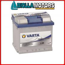 2030305 BATTERIA VARTA STARTER LFS52 AH Batterie Varta Professional Starter