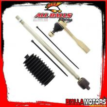 51-1063-L KIT TIRANTI CREMAGLIERA SINISTRI Polaris RZR XP 1000 1000cc 2015-2018 ALL BALLS
