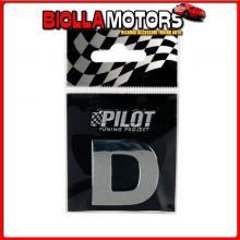 07864 PILOT 3D LETTERS TYPE-3 (28 MM) - D