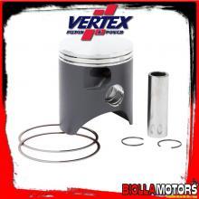 23249B PISTONE VERTEX 66,34mm 2T TM RACING MX-EN 250 1995-1999 250cc (2 segmenti)