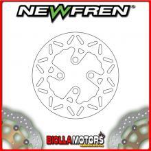 DF5111A DISCO FRENO POSTERIORE NEWFREN BETA REV 3 125cc 2000-2008 FISSO