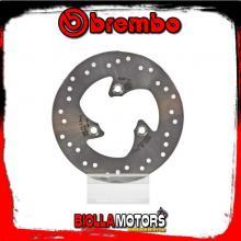 68B40715 DISCO FRENO ANTERIORE BREMBO MALAGUTI CROSSER 1995-1998 50CC FISSO