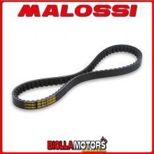 6116117 CINGHIA VARIATORE X K BELT MALOSSI VESPA LX 3V 125 IE 4T EURO 3 2012-> (M687M) (DIMENSIONE 22,5X10,5X814 MM - ANGOLO 30�