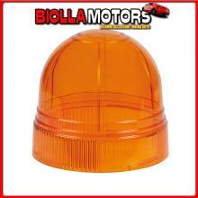 72959 LAMPA CALOTTA RICAMBIO PER LAMPADA ROTANTE ART. 73002 - ARANCIO