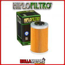 HF655 FILTRO OLIO KTM 250 EXC-F 2007- 250CC HIFLO