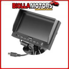 "74441 LAMPA M2, MONITOR LCD 7"", CAM 1/2/3"