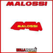1411778 SPUGNA FILTRO RED SPONGE MALOSSI APRILIA MOJITO CUSTOM 50 2T