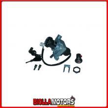 0974004 SERRATURE KIT APRILIA Scarabeo GT 4T Piaggio (TD000/TD002/TDA01/TDB01) 125CC 2004/2006 KIT SERRATURE 3 PZ.: BLOCCASTERZO