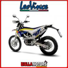 8299E SLIP-ON LEOVINCE HUSQVARNA 701 ENDURO 2015-2016 LV ONE EVO INOX/CARBON