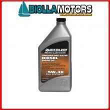 5701520 CF LUBRIFICANTE DIESEL TDI SYNTH 6X1L Olio 4 Tempi Diesel TDI Synthetic Oil