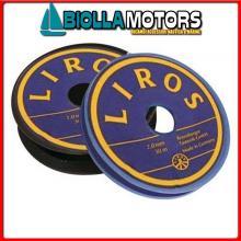 3101122 FILO IMPIOMBATURE 1.5MM 20MT BLUE Filo per Impiombature in Poliestere Paraffinato Colorato