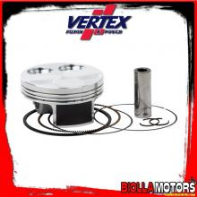 23127D PISTONE VERTEX 76,97mm 4T FANTIC MOTOR TF250 ES Compr 12,5:1 2012-2014 250cc (set segmenti)