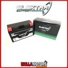 246650071 BATTERIA ELEKTRA YT7B-BS SIGILLATA ATTIVA YT7BBS MOTO SCOOTER QUAD CROSS
