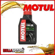 105930 1 LITRO OLIO MOTUL FORK OIL EXPERT MEDIUM 10W FORCELLA