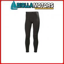 3040523 HH LIFA MERINO PANT 990 BLACK XL Calzamaglia HH Lifa Merino Pant
