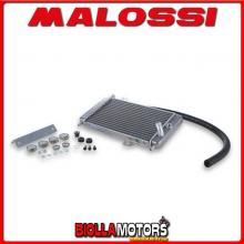 7111680 RADIATORE MALOSSI GILERA DNA 50 2T LC LUNGHEZZA 31,8 X ALTEZZA 16,8 X SPESSORE 3,6 CM -