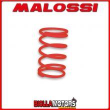 299976.R0 MOLLA CONTRASTO VARIATORE MALOSSI ROSSA BENELLI VELVET 250 4T LC (D. ESTERNO 65,40X100 MM - D. FILO 5,2 MM - K 9) -