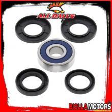 25-1643 KIT CUSCINETTI RUOTA POSTERIORE Honda PCX 125 125cc 2011- ALL BALLS
