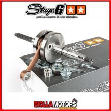 S6-8016601 ALBERO MOTORE STAGE6 HPC MKII BIELLA 80 SP. 10 MINARELLI ORIZZONTALE