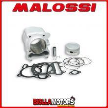 319578 GRUPPO TERMICO MALOSSI 287CC D.74 MALAGUTI MADISON 250 4T LC (YAMAHA) ALLUMINIO H2O -