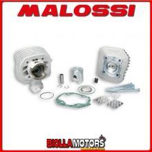 3112904 GRUPPO TERMICO MALOSSI 50CC D.40 PEUGEOT LUDIX 50 2T ALLUMINIO SP.12