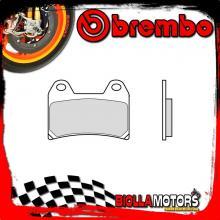 07BB1990 FRONT BRAKE PADS BREMBO MOTO GUZZI CALIFORNIA JACKAL BASIC 2001- 1100CC [90 - GENUINE SINTER]