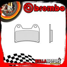 07BB1990 FRONT BRAKE PADS BREMBO MOTO GUZZI V11 SPORT ROSSO 2001- 1100CC [90 - GENUINE SINTER]
