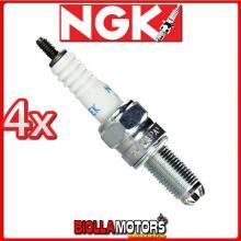 4 CANDELE NGK CR8EK SUZUKI GSX 1400CC 2001- CR8EK