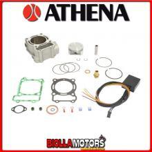 P400210100026 GRUPPO TERMICO 67 ATHENA HONDA CBR R 125 2007-2010 125CC -