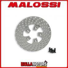 628958 DISCO FRENO MALOSSI MALAGUTI F10 50 2T D. ESTERNO 156 - SPESSORE 3,5 MM -