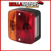 41506 LAMPA BASIC, FANALE POSTERIORE 4 FUNZIONI 12V