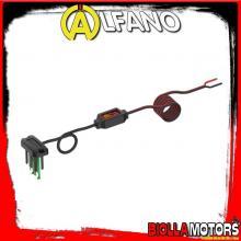 A4004 ALIMENTAZIONE PER PRO3EVO/M10/M4GPS CON BATTERIA DEL VEICOLO 12V