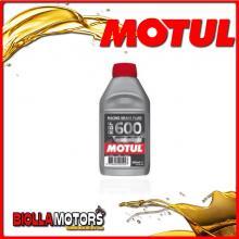 MOTUL16 - 500ML OLIO MOTUL RACING BRAKE FLUID RBF 600 FACTORY LINE 500 ML
