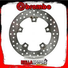 68B40734 DISCO FRENO POSTERIORE BREMBO TGB X-MOTION 2010- 300CC FISSO