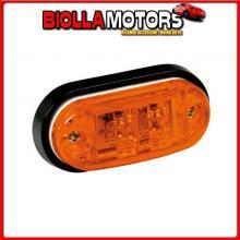 98482 LAMPA LUCE INGOMBRO A 2 LED, 24V - ARANCIO