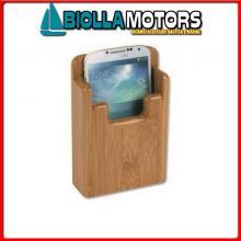 5806108 CONTENITORE SMARTPHONE BAMBOO 130X75 Contenitore Portatelefono/Smartphone