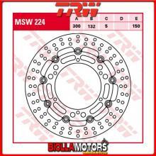 MSW224 DISCO FRENO ANTERIORE TRW Hyosung GV 650 2004- [FLOTTANTE - ]