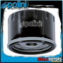 203.3013 FILTRO OLIO POLINI PIAGGIO BEVERLY 400