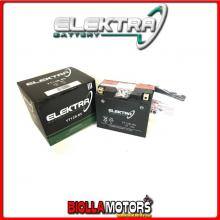 246610120 BATTERIA ELEKTRA YT12B-BS SIGILLATA CON ACIDO YT12BBS MOTO SCOOTER QUAD CROSS