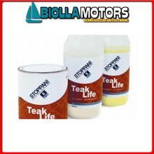 S71051L5 LINEA TEAK STOPPANI 5 L TEAK-LIFE PROTETTIVO / PROTECTIVE OIL