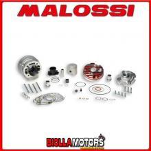 3115390 MALOSSI CYLINDER KIT d. 50 2T LC euro 47.6 ALUMINUM YAMAHA AEROX 2:00 2O MHR TEAM RED HEAD CAN BE DISMANTLED