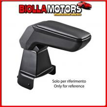 56422 LAMPA ARMSTER S, BRACCIOLO SU MISURA - NERO - VOLKSWAGEN CADDY (VAN) (03/04>08/15)