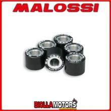 669420.10 6 KIT ROLLERS MALOSSI 19X15.5 GR. 10