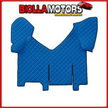 96486 LAMPA TAPPETO CENTRALE IN SIMILPELLE - BLU - IVECO STRALIS (08/02>12/12)