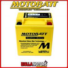 MBTX7U BATTERIA MOTOBATT YTX7L-BS AGM E06030 YTX7LBS MOTO SCOOTER QUAD CROSS