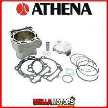 P400510100008 GRUPPO TERMICO 490cc 100mm Big Bore ATHENA SUZUKI LT-R 450 QUADRACER 2006-2011 450CC -