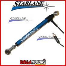 SSLIN075M8 Sensore STARLANE sospensione lineare potenziometrico corsa 75mm. Conn M8.