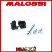 1813205 SUPPORTO MALOSSI AMMORTIZZATORE BRACKET 25+ YAMAHA T MAX 500 ie 4T LC 2004-07